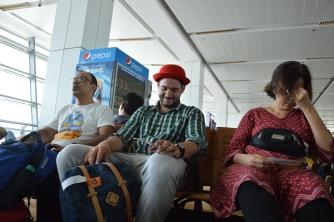 La longue escale en Inde #fatigue